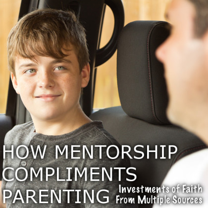 HOW MENTORSHIP COMPLIMENTS PARENTING