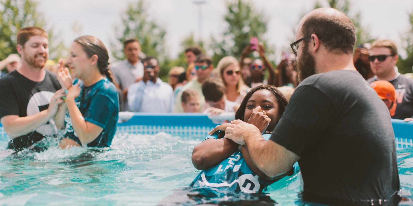 WHY BAPTISM IS A CHRISTIAN'S FIRST, NEXT STEP ...